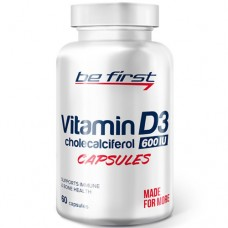Vitamin D3 (Be First)