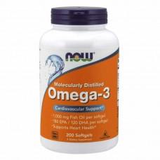 Omega-3 1000 mg (NOW)