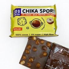 Протеиновый шоколад без сахара (Chikabar)