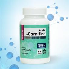 L-Carnitine Acetyl 500mg (Chikalab)