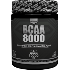 BCAA 8000 (SteelPower Nutrition)