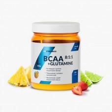 BCAA 8:1:1 + Glutamine (CYBERMASS)