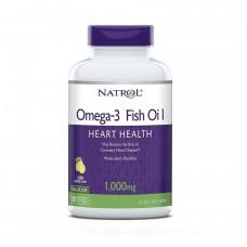 Omega 3 Fish Oil 1000 мг (Natrol)