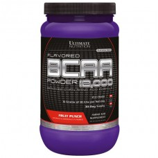 Flavored BCAA Powder 12000 (Ultimate Nutrition)