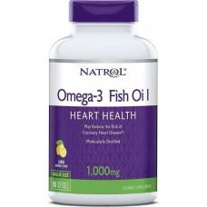 Omega-3 1000 мг (Natrol)